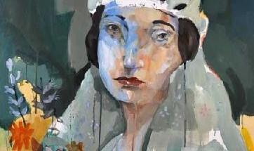 نمایشگاه آثار نقاشی امیر پاشا هوشیور در گالری هور