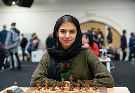 باز بانوی شطرنج ایران شاهکار کرد: خادمالشریعه قهرمان مسابقات شطرنج برقاسای امارات شد