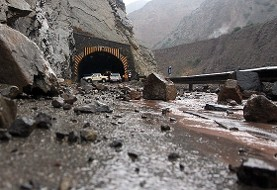 Karoun 4 tunnel shut down for a few hours due to rock slides and heavy rain
