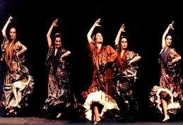 اجرای رقص و موسیقی فلامنکو