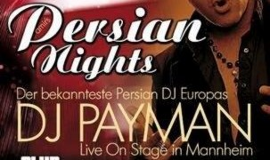 We Love Tehran - Persian Nightz in Germany