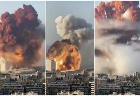 کیهان با ذکر چندین دلیل مستند مدعی دست داشتن آمریکا و اسرائیل در انفجار بیروت شد