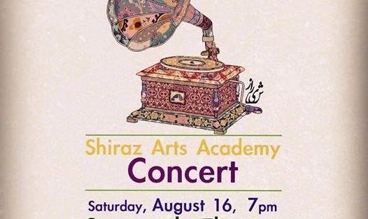 Shriaz Arts Academy in Concert