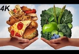 مستند جالب علمی در باره گوشت و لبنیات: سلامتی چیست