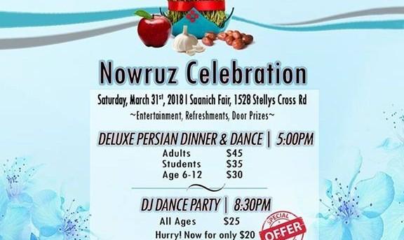 Nowruz Celebration 2018