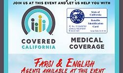 Covered California and Medical Education & Enrollment Center