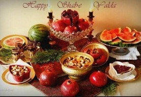Shabe Yalda in January!