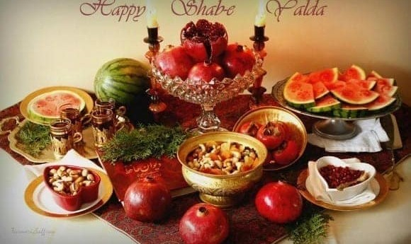 Yalda Night in Glasgow with Iranian Music and Dinner