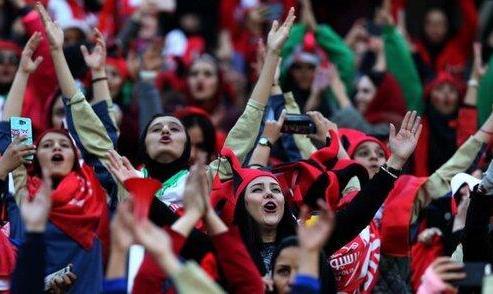 اعزام هیات فیفا به ایران برای موضوع ورود زنان به ورزشگاه
