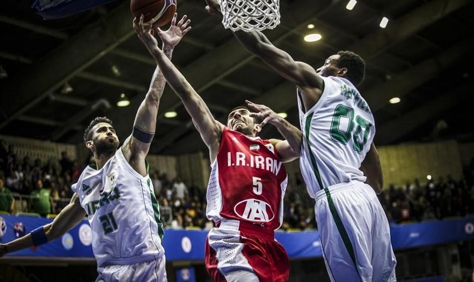 بسکتبال ایران میان اروپاییها: سیدبندی جام جهانی انجام شد