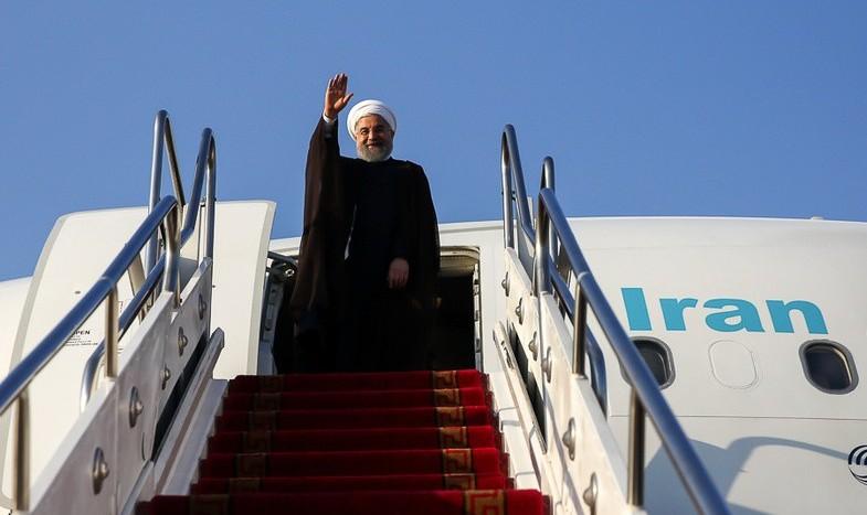 روحانی در آستانه سفر به نیویورک: آمریکا قصد ناامن کردن ایران را دارد، ارباب تروریستها یکی از کشورهای جنوبی خلیج فارس است