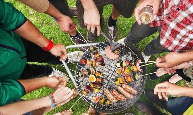 McGill Iranian Student Association: MISA BBQ Party
