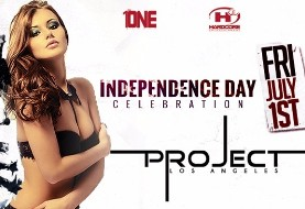 Independence Day Celebration Party