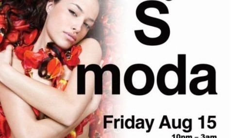 MODA at Supperclub - Come Experience this world famous place with us!