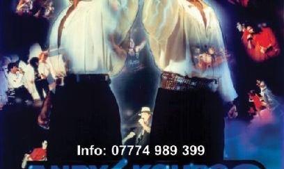 کنسرت اندی و کورس در منچستر