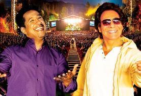 کنسرت بزرگ بین المللی اندی و شب خالد در  روز جهانی زمین
