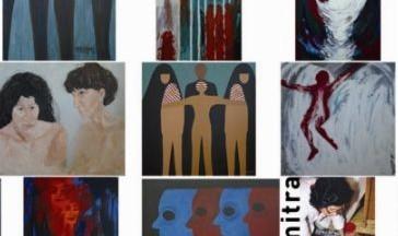 نمایشگاه آثار میترا شاهمرادی- استرومایر