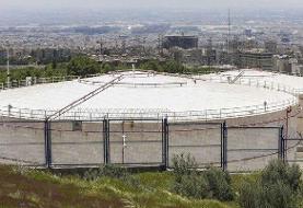 فاجعهای دهشتناکتر از بیروت در کمین تهران؟ تصاویر انبار نفت شهران؛ بمبی هیدروژنی در داخل شهر