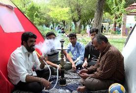 عرضه قلیان در تهران ممنوع شد