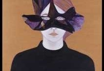 نمایشگاه آثار منا جان محمدی