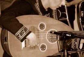 "From Iran: Oudist Negar Booban in ""Shab e Yalda"""