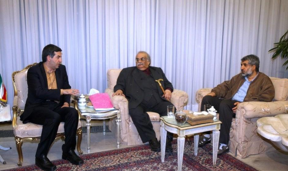 بازگشت تاریخ نویس حامی احمدی نژاد و شاه به تلویزیون با «تاریخ تماشایی»