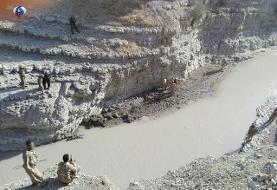 جزئیاتی از انهدام یک تیم تروریستی در جوانرود کرمانشاه:کشته شدن پنج شورشی و یک سپاهی