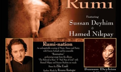 The Beloved is Here: Celebrating Rumi