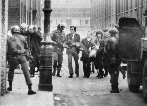 38 Years Later The British Admit Fault For Massacre On