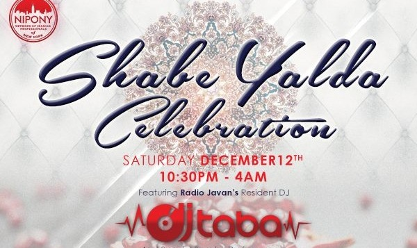 Shabe Yalda Celebration with DJ Taba