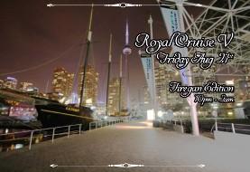 Royal BOAT Cruise ۵: Tirgan Edition