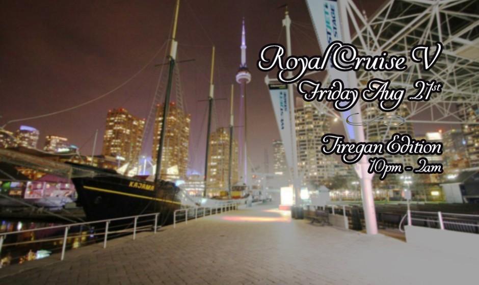 Royal BOAT Cruise 5: Tirgan Edition