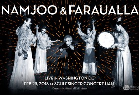 Namjoo and Faraualla, Live in Washington DC