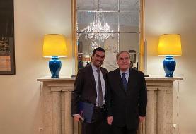 حسینی وسط اخبار کرونا ، شوالیه شد! شهاب حسینی باز جایزه گرفت این بار از دولت فرانسه