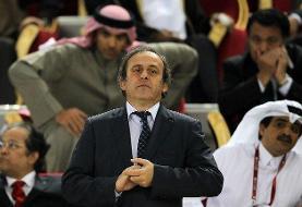 چرا میشل پلاتینی در رابطه با جام جهانی قطر بازداشت شد؟