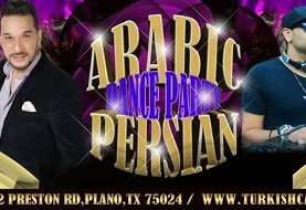 DJ BKSpin: Persian and Arabic Night!