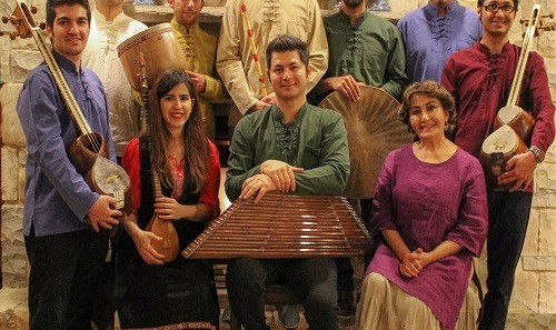 Jaanan Ensemble: Grand Persian Music Concert