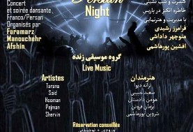 Faramarz Afshin: Persian Night, Concert et soirée