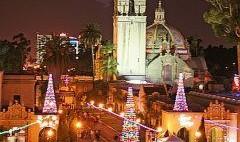 گردهمایی ابرانیان در شبهای کریسمس در سندیگو