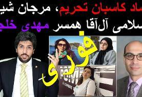 نخستین توضیحات «مرجان شیخالاسلامی» درباره اتهاماتش: فعالیت شرکت های من قانونی بوده و قانونی هم بین ایران و کانادا سفر کردهام