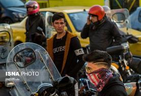 از لیس زدن حرم تا ماسک پرچم آمریکا! تصاویر جالب مقابله با کرونا به سبک ایرانیان: احتمال ابتلای ۴ میلیون تهرانی!؟