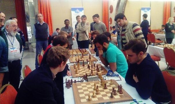 Historic defeat of Russia's top Grandmaster by Iranian chess ...