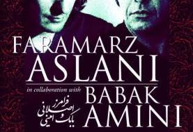 Faramarz Aslani and Babak Amini in University of Maryland