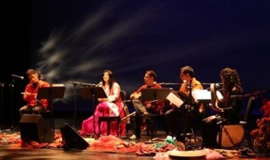 Sarv Ensemble Live in Tirgan Iranian Festival