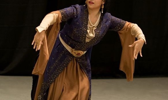 Roshana Nofret: Classical Persian Flow Workshop