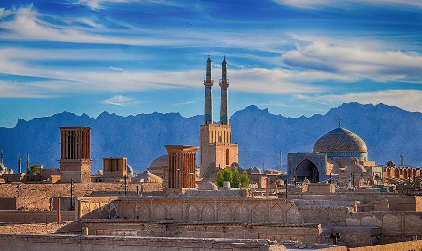 Yazd, Iran's first historic city on UNESCO's world ...