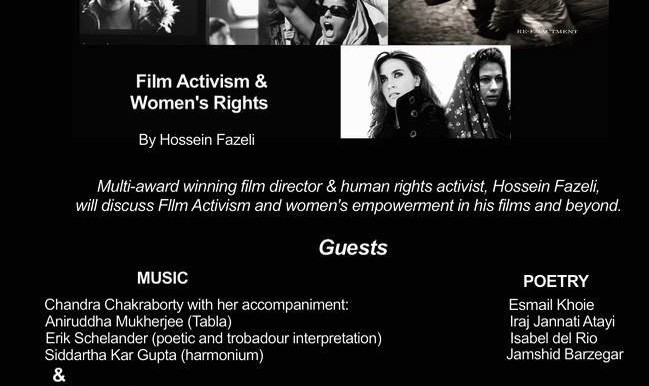 An evening of film: Indo-Iranian Music and Poetry