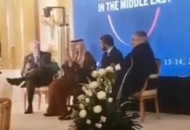 حذف ویدئوی خوش رقصی وزرای خارجه بحرین و امارات و عربستان علیه ایران در حضور نتانیاهو از کانال رسمی نتانیاهو