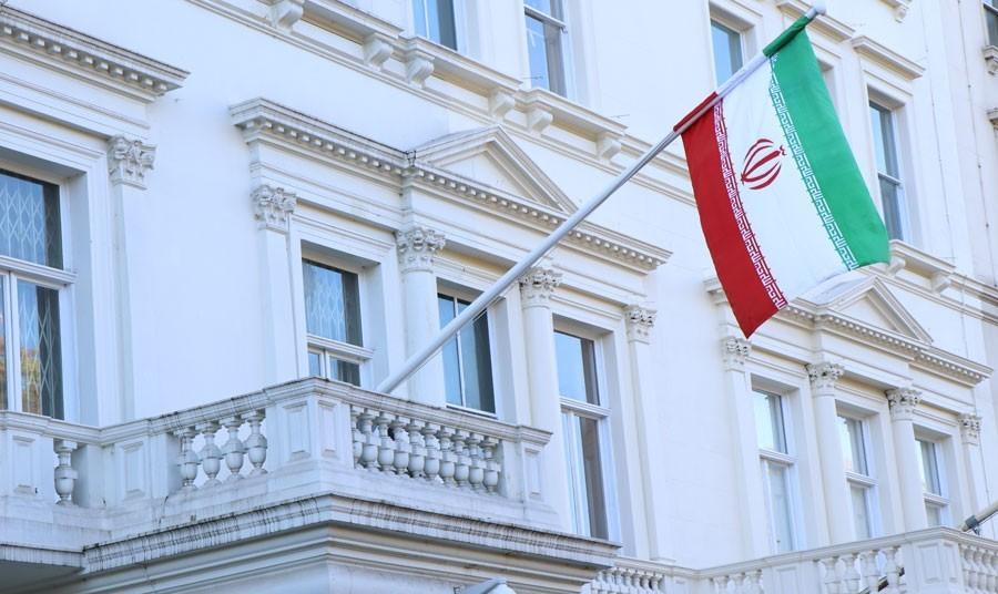 حمله گروه جدایی طلب الاهوازیه  به سفارت ایران در لاهه هلند