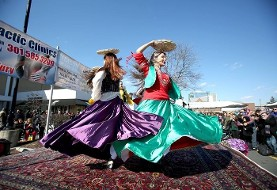 ۷th Annual Nowruz Bazaar and Festival